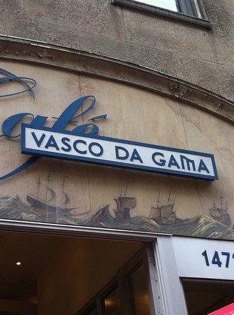 Cafe Vasco Da Gama: Café Vasco Da Gama