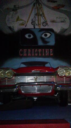 Christine Picture Of Hollywood Star Cars Museum