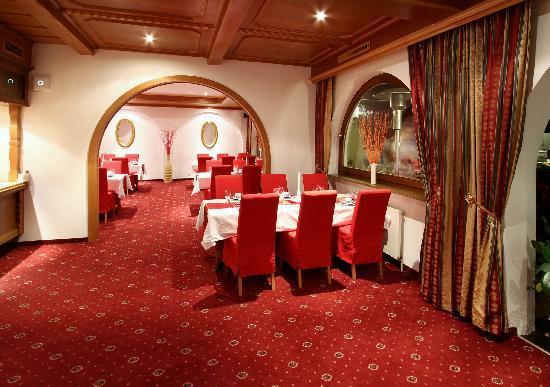 Hotel Zillerhof: Frühstückraum