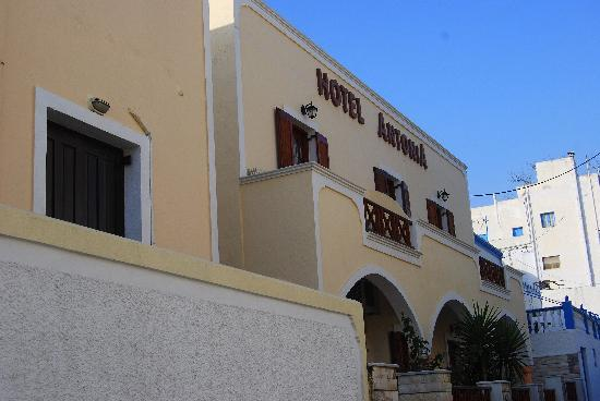 Antonia Hotel Santorini: The Hotel