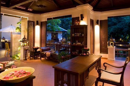 Siam Bayshore : Lotus Spa of Siam