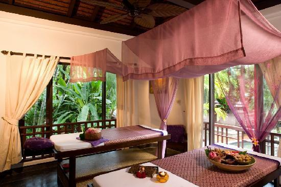 Siam Bayshore: Lotus Spa of Siam