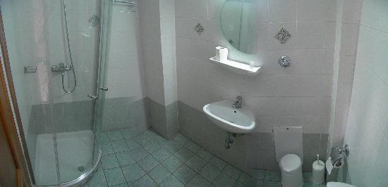 Stalis Hotel: Salle de bain