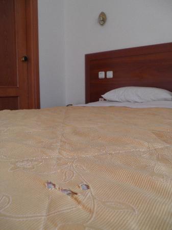 Stalis Hotel: Lit