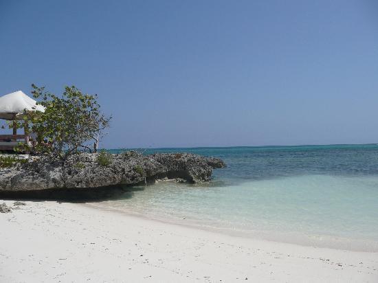 Paradisus Rio de Oro Resort & Spa: Small Beach