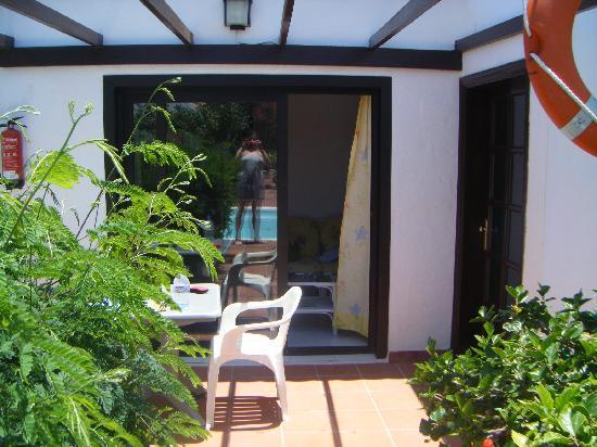 La Concha Apartments: La Conchaview of number 11