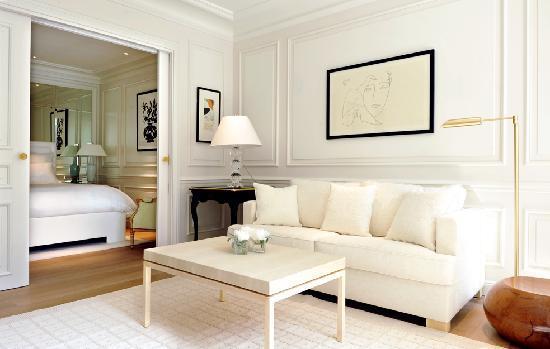 Grand-Hotel du Cap-Ferrat: Deluxe Suite