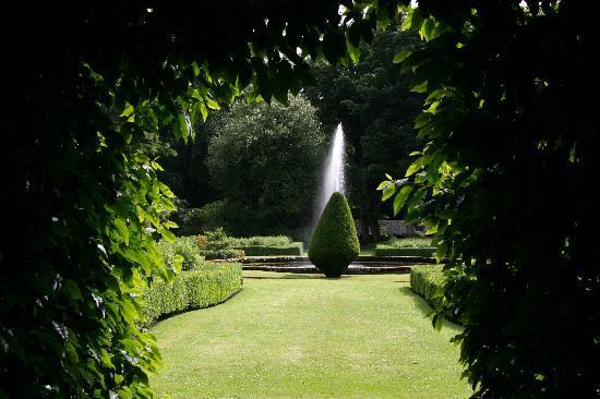 Golspie, UK: Im Schlossgarten