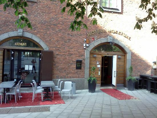 First Hotel Norrtull: Outside Hotel