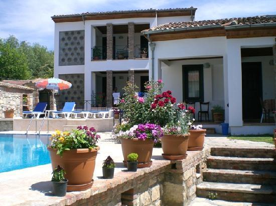 Hotel Akay: Garten mit Swimmingpool