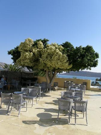 SENTIDO Elounda Blu: relax area