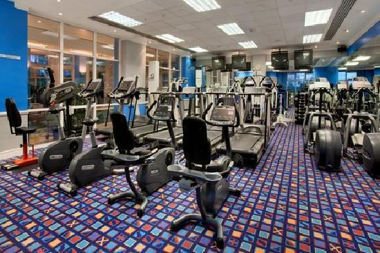 Hilton Dartford Bridge: work out in our gym