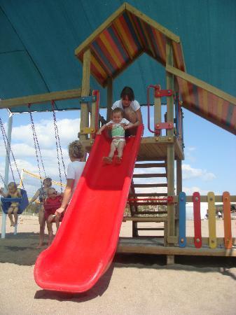 Otium Eco Club Side : on the beach