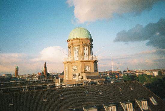 Radisson Blu Royal Hotel Copenhagen: View from Hotel Room