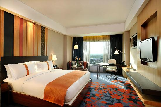 Holiday Inn New Delhi Mayur Vihar Noida: Room