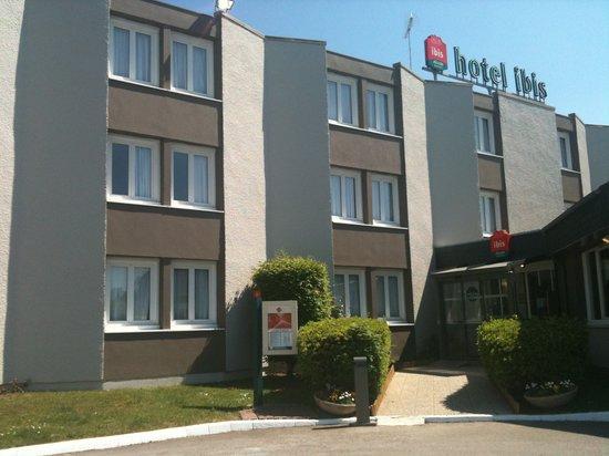 Ibis Calais: L'hotel