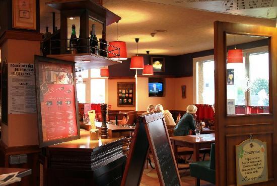 Ibis Calais : notre restaurant