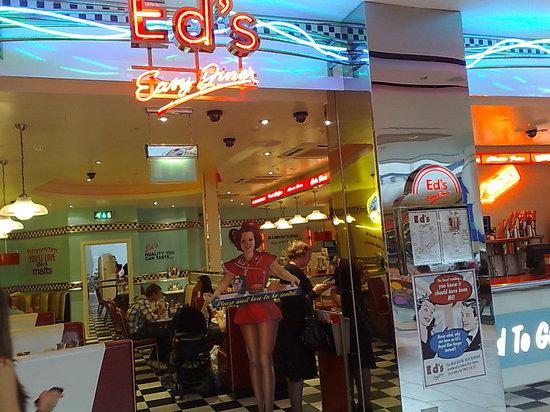 Ed's Easy Diner - Lakeside - Thurrock
