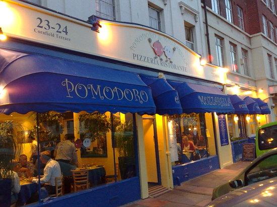Pomodoro e Mozzarella - Eastbourne
