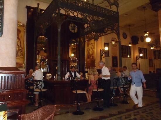 Hotel Riu Palace Riviera Maya Lobby Bar