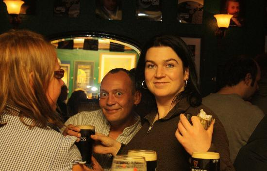 Furey's Pub: Celebrating Arthur Guinness Day 2011