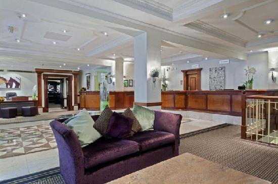 Hilton London Green Park: Lobby