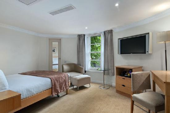 Hilton London Green Park: Double Guest Room