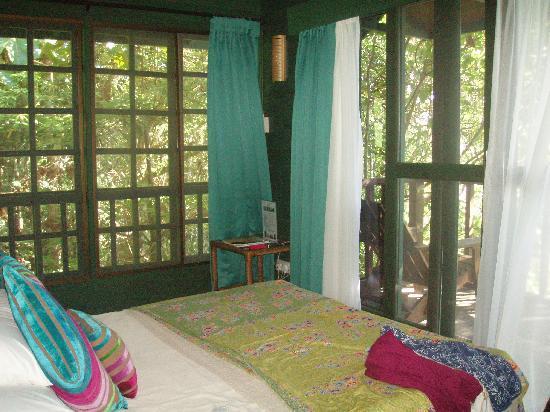 Permai Rainforest Resort : Room of Tree House # 1