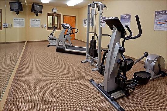 Holiday Inn Express Syracuse / Fairgrounds: Fitness Center
