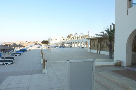 SENTIDO Djerba Beach : plage