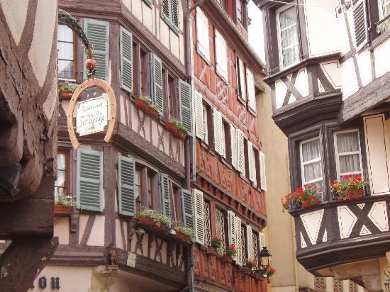 Le Grand Hotel de Munster : Un Colmar