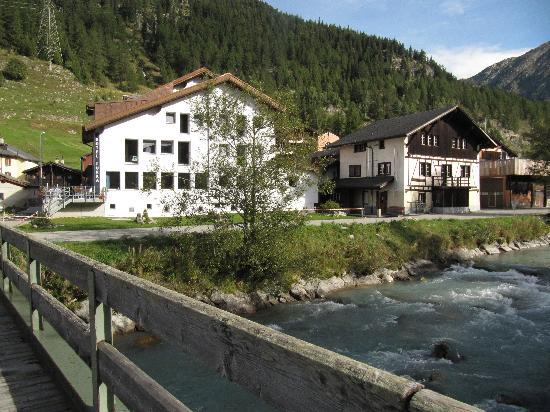 Oberwald, Schweiz: Hotel Furka at Ober Goms Switzerland Wallis