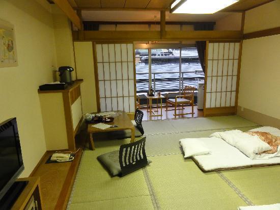 Biwako Grand Hotel: お部屋