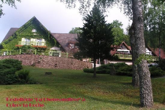 Hostellerie La Cheneaudiere - Relais & Chateaux: Le calme et la verdure
