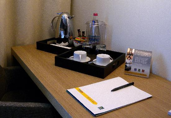 Quality Hotel San Martino: Business room