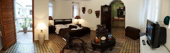 Riad Dar L'Oussia : Chambre de Luxe
