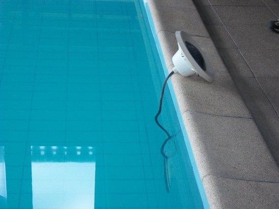 Hotel Le Concorde : la piscine