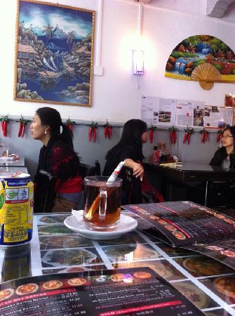 "Nyonya Malaysia Express: The ""restaurant"""