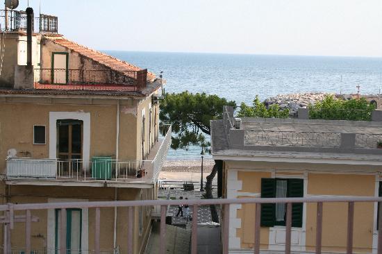 Hotel San Francesco: vista dalla camera