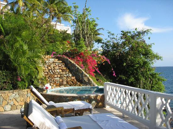 Curtain Bluff Resort: Spa