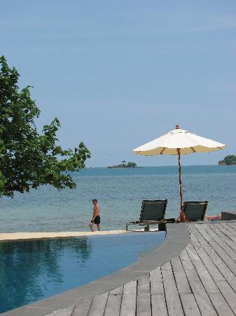 The Chill Resort & Spa, Koh Chang: Moderne Liegen