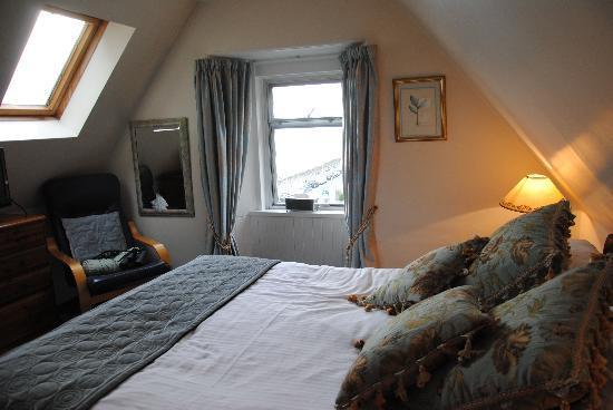 Kilchrenan House: La chambre n°10 est sa vue latérale