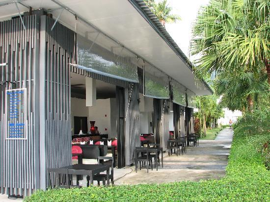 The Chill Resort & Spa, Koh Chang: Restaurant