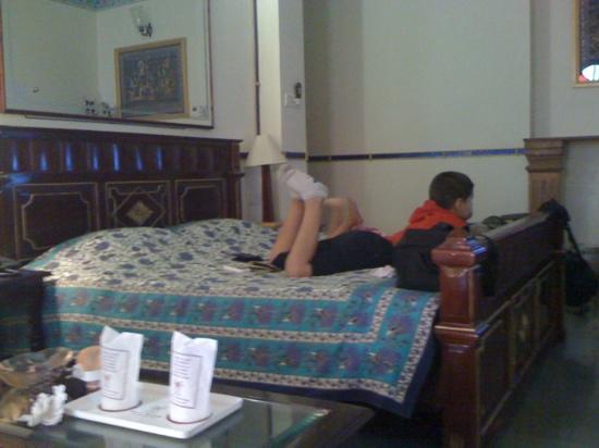 โฮเต็ล ไวมอล เฮอร์ริเทจ: spacious rooms