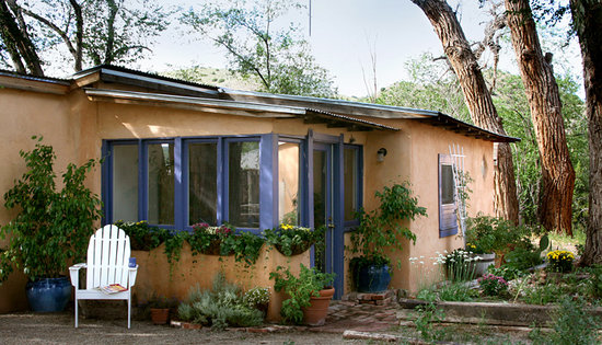 Cerrillos Hills Bed and Breakfast: Santa Fe Style Casitas (Guest Houses) in a Village Setting near Santa Fe