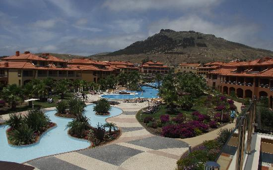 Pestana Porto Santo All Inclusive: Pools and Bedroom Buildings