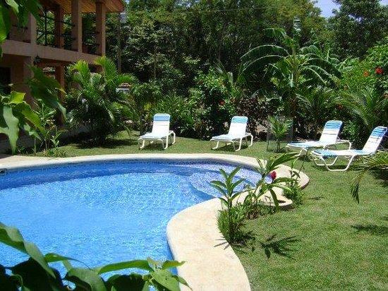 Hotel Surf Camp Mediterraneo: piscina hotel