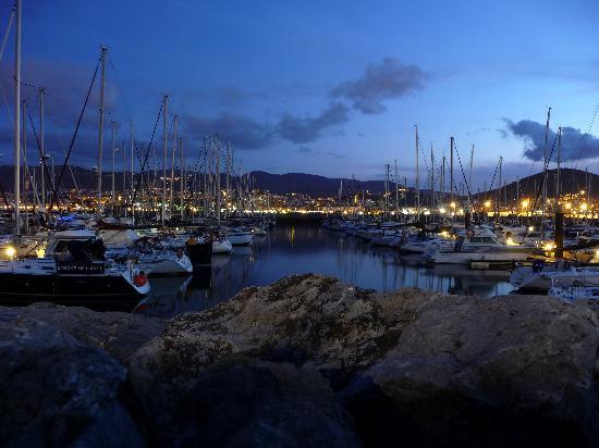 Getxo, Puerto deportivo, Spain