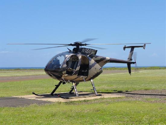Island Helicopters Kauai Reviews