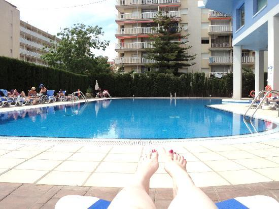 MedPlaya Piramide Salou: pool